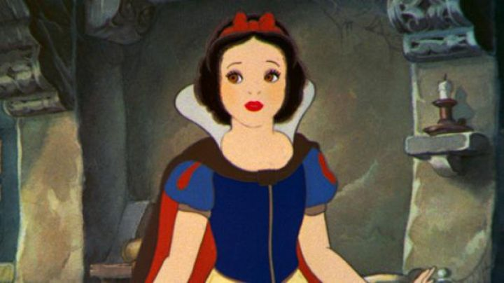 The wig off of Snow White in Snow White and the seven dwarfs - Movie Outfits and Products