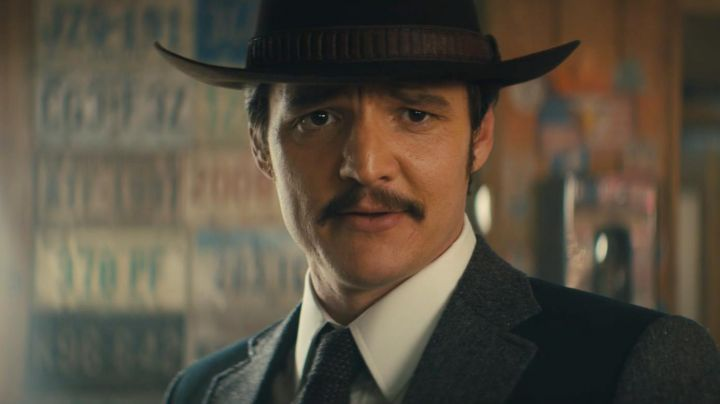 Fashion Trends 2021: The wool jacket Mr Porter agent Whiskey (Pedro Pascal) in Kingsman : The golden circle