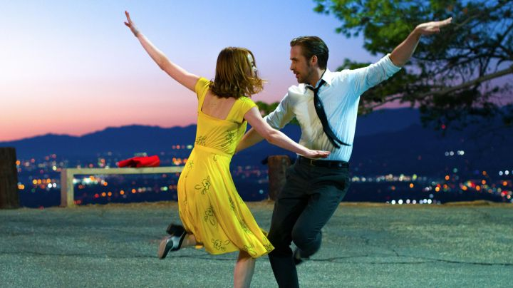 Fashion Trends 2021: The yellow dress of Mia (Emma Stone) in the The Land