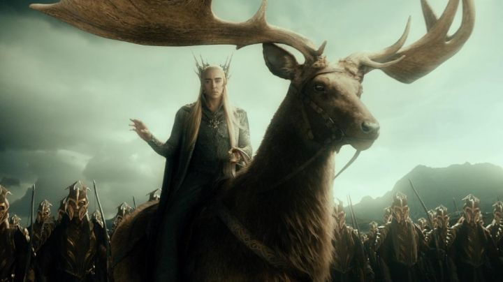 Thranduil's (Lee Pace) costume in The Hobbit: An Unexpected Journey - Movie Outfits and Products