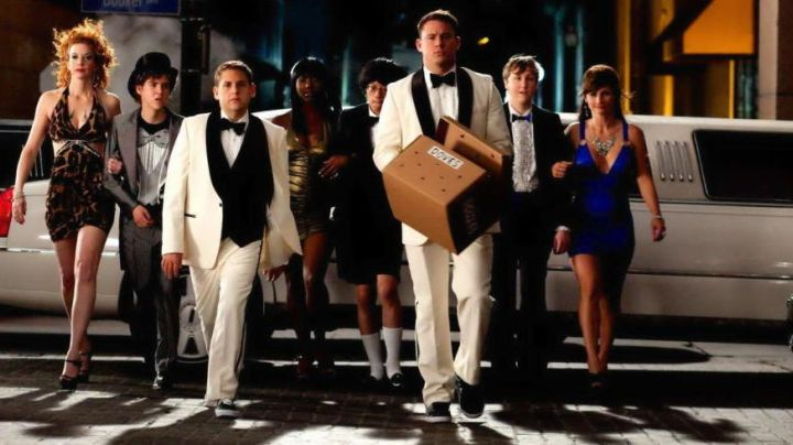 Vans black in 21 Jump Street - Movie Outfits and Products