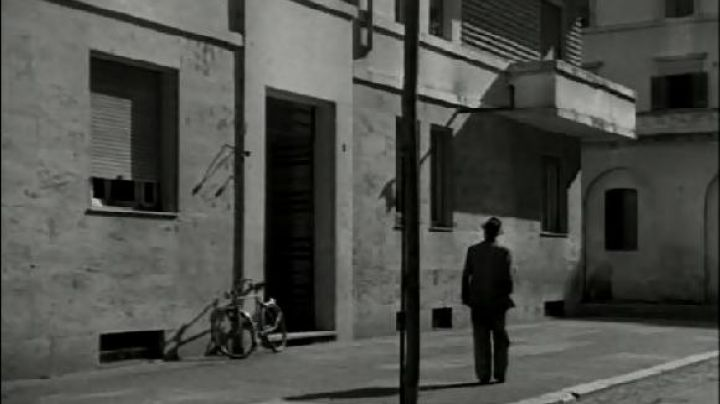 Via Pietro da Cortana, in Rome, The bicycle thieves - Movie Outfits and Products