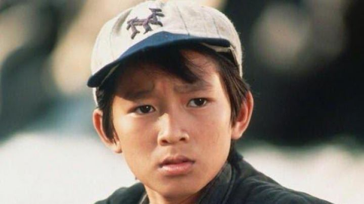 Vintage New Era baseball cap worn by Short Round (Jonathan Ke Quan) as seen in Indiana Jones and the Temple of Doom movie