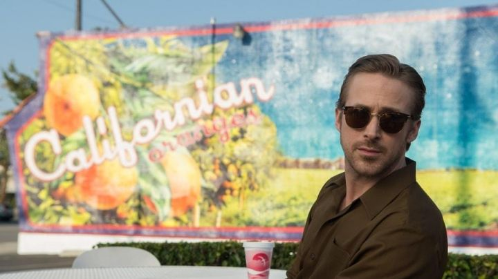 Vintage sunglasses worn by Sebastian (Ryan Gosling) in La La Land - Movie Outfits and Products