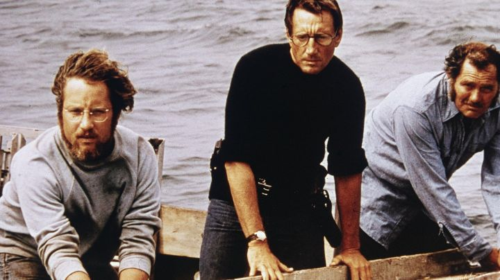 Watch Hamilton Lyndon CLD (1953) Martin Brody (Roy Scheider) in jaws - Movie Outfits and Products