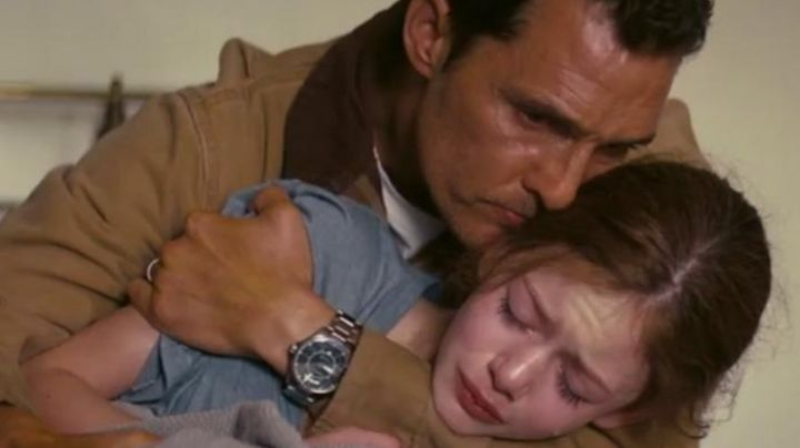 Watch worn by Cooper (Matthew McConaughey) as seen on Interstellar - Movie Outfits and Products
