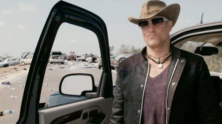 Waxed Cotton Jacket worn by Tallahassee (Woody Harrelson) in Zombieland Movie