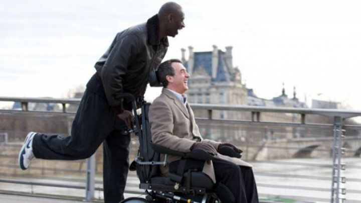 air max 1 intouchables omar sy - Movie Outfits and Products