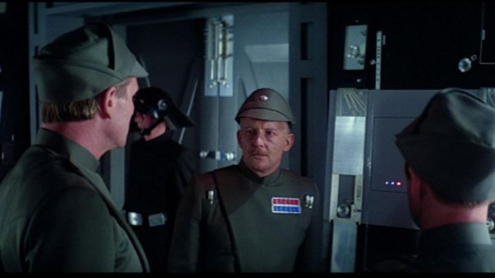Fashion Trends 2021: badge of the Vice-General /vice admiral in Star wars