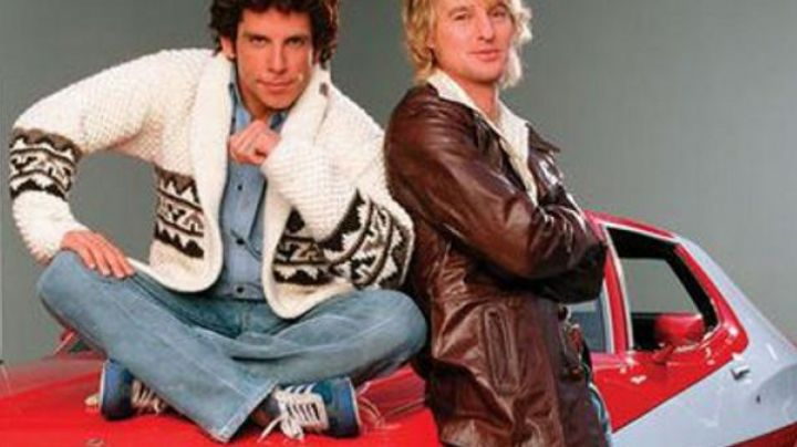 blue shoes of Ben Stiller in starsky and hutch - Movie Outfits and Products