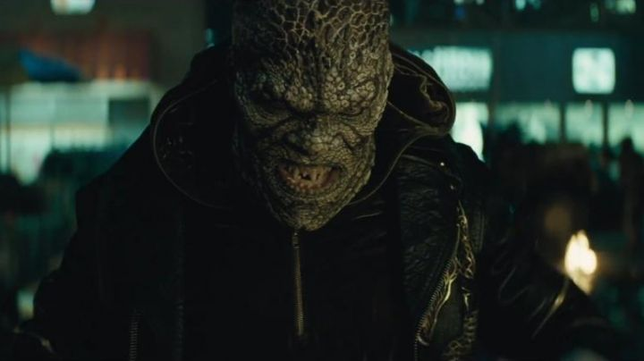 Fashion Trends 2021: jacket killer croc in suicide squad she is in leather