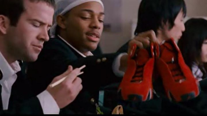 red shoes Bow Wow in Fast & the Furious Tokyo Drift - Movie Outfits and Products