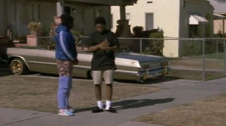 shoes of Ice Cube in Boyz N The Hood - Movie Outfits and Products