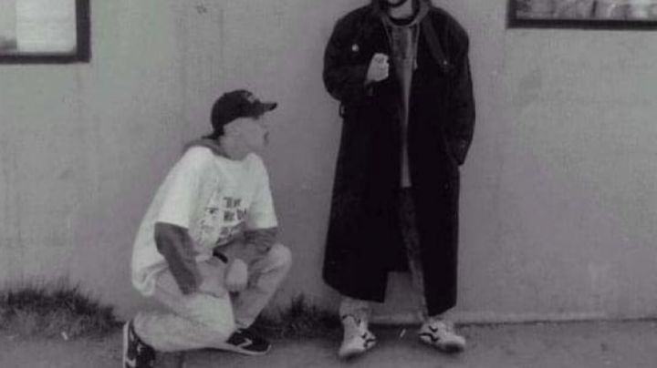 shoes worn by Jay in Clerks, employees models - Movie Outfits and Products