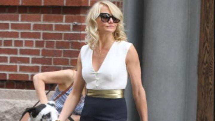 sun-glasses Carly Whitten (Cameron Diaz) in the Triple alliance - Movie Outfits and Products