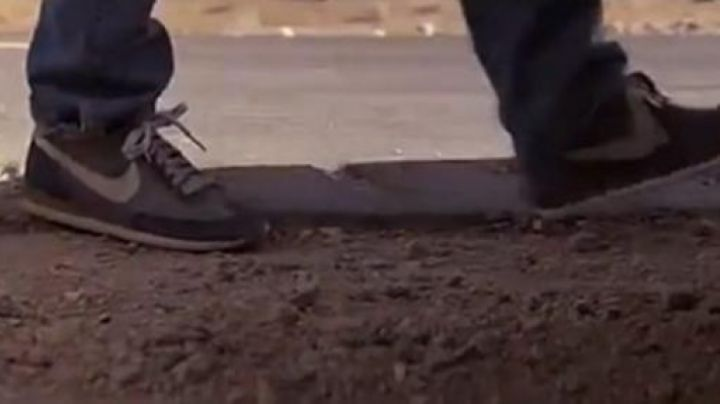"""Fashion Trends 2021: the Nike Jim (C. Thomas Howell) in """" The Hitcher 1980"""