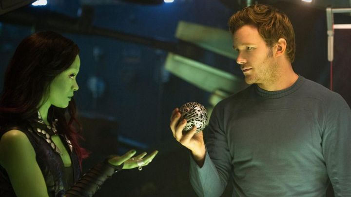 the Orb of Infinity in The Guardians of the Galaxy - Movie Outfits and Products