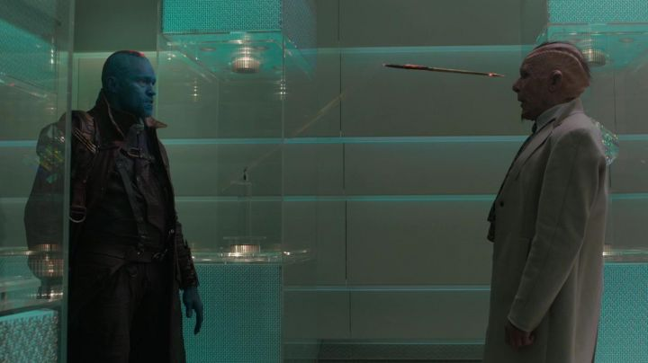 the arrow of Yondu Udonta (Michael Rooker) Guardians Of The Galaxy 2 - Movie Outfits and Products