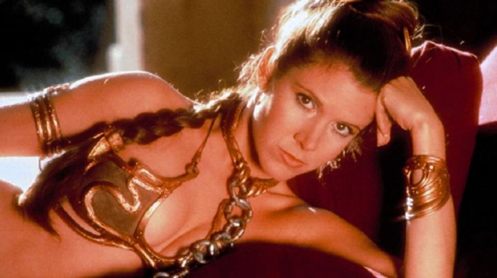 the bikini of Princess Leila in Star Wars - Movie Outfits and Products