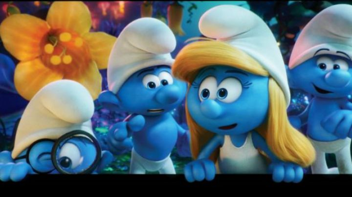the bonnet of the Schtroumpfette in The Smurfs and the lost village - Movie Outfits and Products