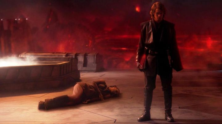 Fashion Trends 2021: the boots of Anakin Skywalker in Star Wars III : revenge of The Sith