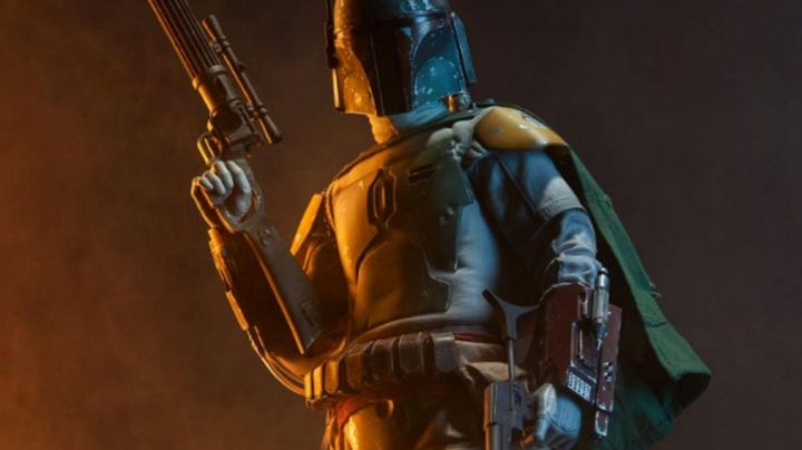 the cape of Boba Fett in Star Wars V : The Empire strikes back - Movie Outfits and Products