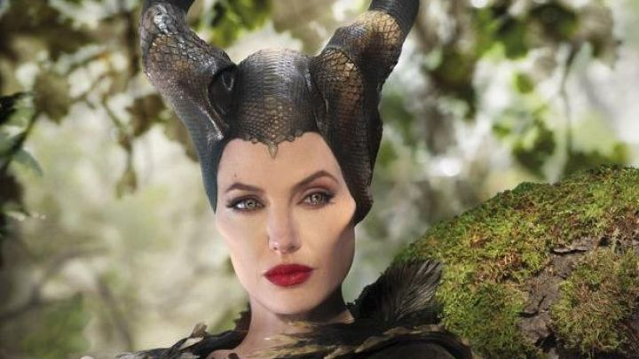 What The Horns Of Maleficent Angelina Jolie In Evil Movie