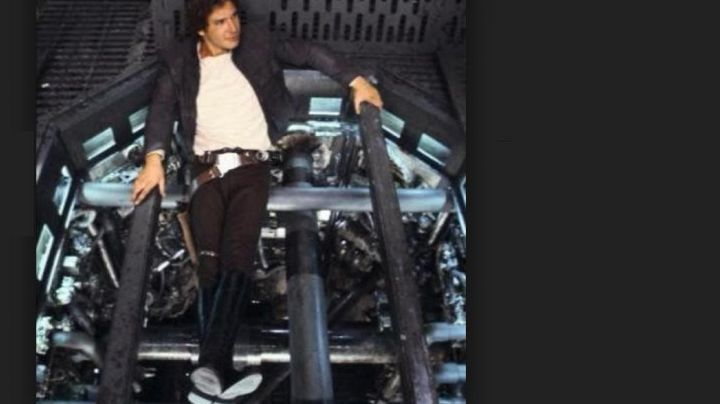 Fashion Trends 2021: the outfit and boots of Han Solo (Harrison Ford) In Star wars V : The empire strikes back