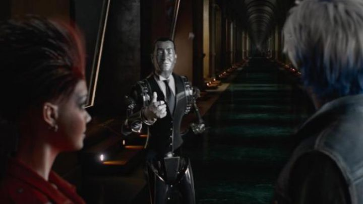 the room Extra Life of Perceval (Tye Sheridan) in Ready Player One Movie