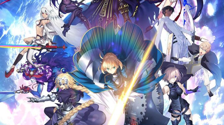 the shoes of jekyll in Fate/Grand Order: First Order - Movie Outfits and Products