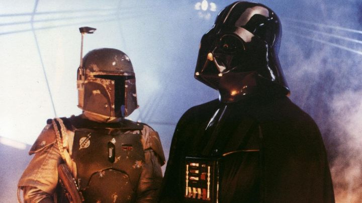 Fashion Trends 2021: the snood around the neck of Boba Fett in Star Wars V : The empire against attack
