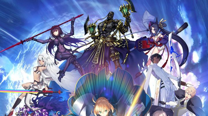 Fashion Trends 2021: the spear of scathach in Fate/Grand Order: First Order