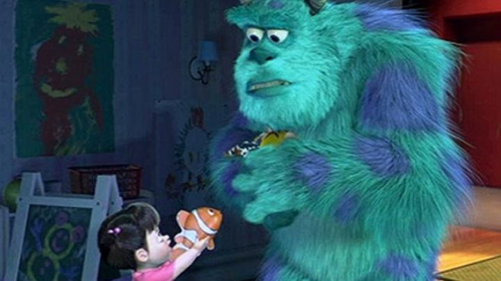 the toy Nemo in Boo in Monster and Cie - Movie Outfits and Products