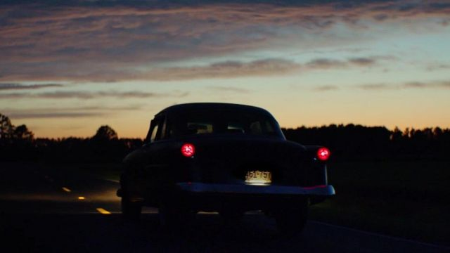 1954 Ford Customline driven by Doris Dearie (Abigail Spencer) in Reprisal (S01) - TV Show Outfits and Products