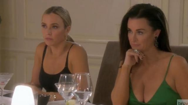 Amanda Uprichard Helaine Cami outfit worn by Herself (Kyle Richards) in The Real Housewives of Beverly Hills (S09E19) - TV Show Outfits and Products
