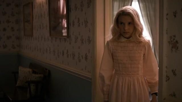 Fashion Trends 2021: Blonde wig of Eleven (Millie Bobby Brown) seen in Stranger Things Season 1 Episode 4