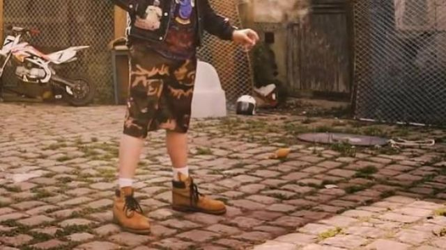 Boots Timberland in the clip Rolls a boze - 420' Freestyle Biffty - Youtube Outfits and Products