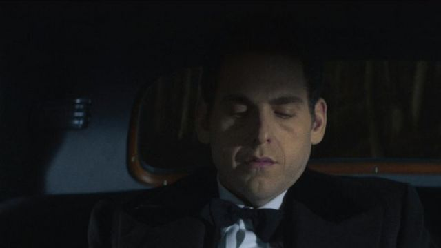 Bow tie black Owen Milgrim (Jonah Hill) seen in Maniac Season 1 Episode 5 - TV Show Outfits and Products