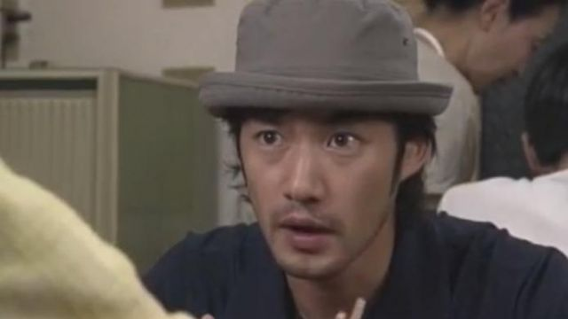 Bucket Hat outfit worn by Ryunosuke Hirao (Yutaka Takenouchi) in Shotgun Marriage (S01E02) - TV Show Outfits and Products