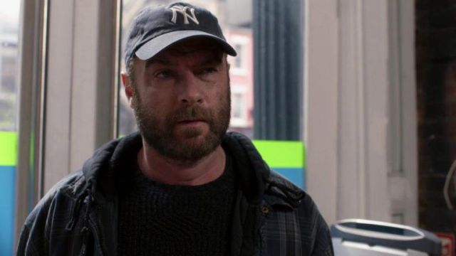 Cap of the New York Yankees outfit worn by Ray Donovan (liev view Schreiber) seen in Ray Donovan Season 6 Episode 1 - TV Show Outfits and Products