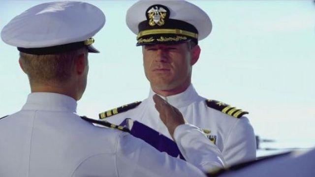 Fashion Trends 2021: Cap officer commander of the U.S. Navy commander Tom Chandler (Eric Dane) seen in The last ship