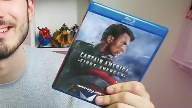 Captain America : The First Avenger [Blu-ray] - Youtube Outfits and Products