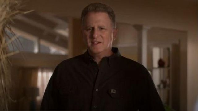 Carhartt Button Front Long Sleeve Shirt outfit worn by Doug Gardner (Michael Rapaport) in Atypical Season 03 Episode 06 - TV Show Outfits and Products