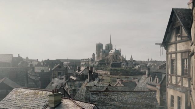 Cathedral of Notre-Dame de Paris in Versailles Season 3 Episode 1 - TV Show Outfits and Products