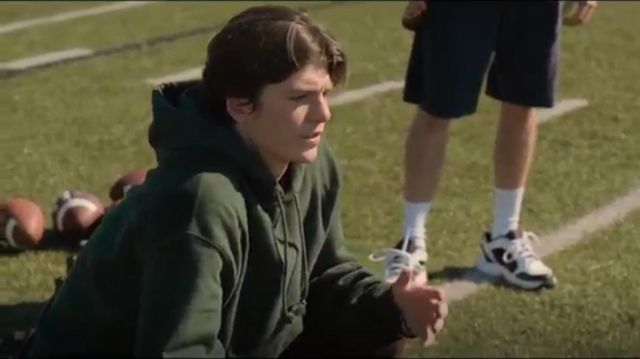 Champion Reverse Weave Classic Hoody outfit worn by Jack Mulhern in The Society (S01E02) - TV Show Outfits and Products
