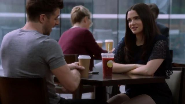 Chloé Knit & Lace Top outfit worn by Jane Sloan (Katie Stevens) in The Bold Type (S03E07) - TV Show Outfits and Products