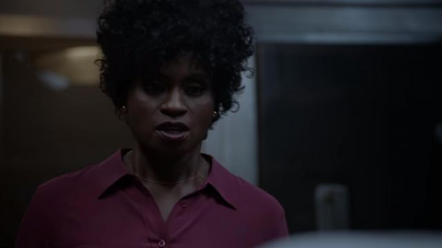 Choker Beverly Hope (Adina Porter) seen in American Horror Story (Season 7 Episode 7) - TV Show Outfits and Products