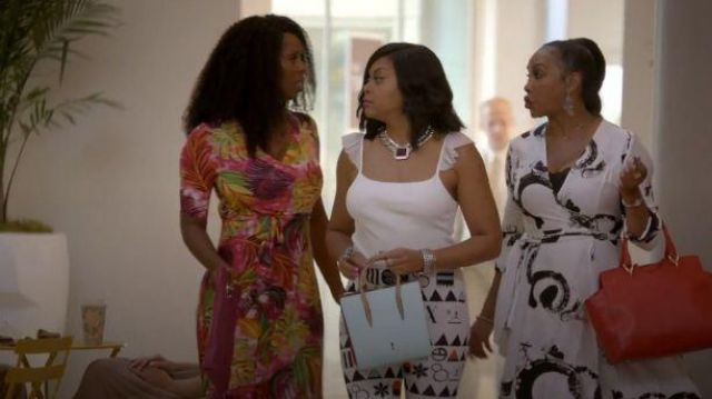 Christian Louboutin Small Handbag outfit worn by Cookie Lyon (Taraji P. Henson) in Empire Season 06 Episode 06 - TV Show Outfits and Products