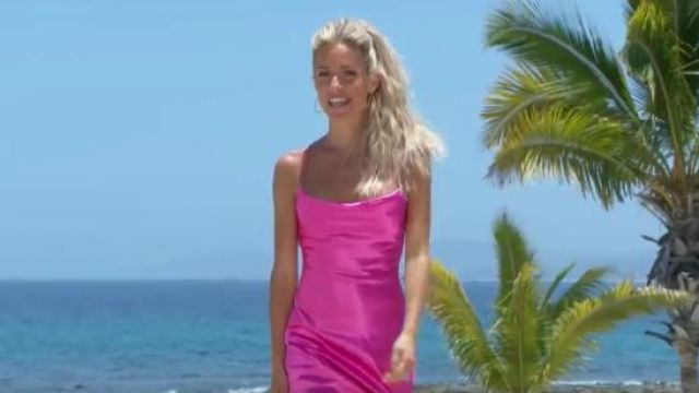Cinq A Sept Ryder Dress outfit worn by Kristin Cavallari in Paradise Hotel (S01E4) - TV Show Outfits and Products