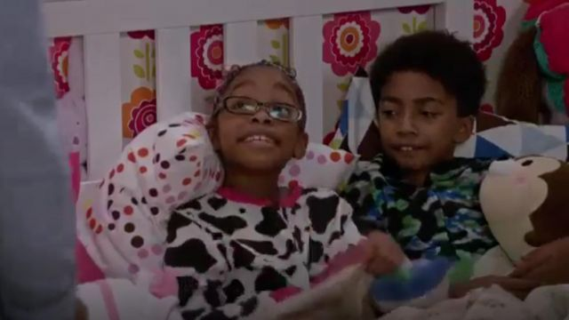 Circo Boys Camo Print Footed Sleeper outfit worn by Jack Johnson (Miles Brown) in black-ish (Season01 Episode18) - TV Show Outfits and Products